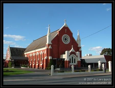 zum Notre Dame College gehörige Kirche