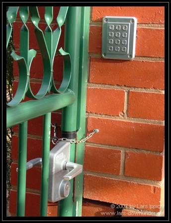 paranoide Hausbesitzer oder Kindersicherung?