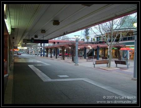 Fußgängerzone Sheppartons