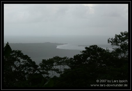 Ausblick vom Aussichtspunkt