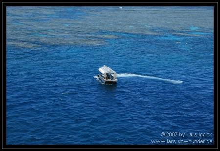 Glasbodenboot