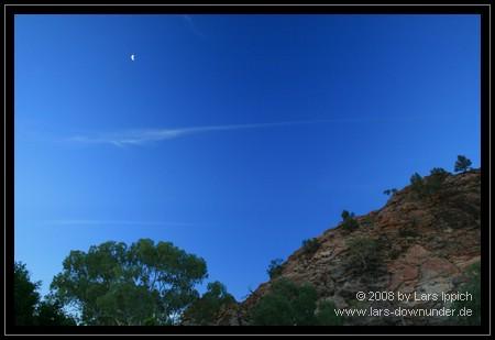 Abendstimmung in Alice Springs